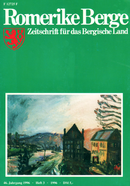 Romerike Berge - Magazin fo the Bergische Land