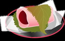 桜餅【関東風】