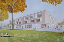 Planung: 145. OS & das zukünftige Gymnasium Pieschen