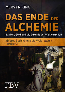 Mervyn Kings General-Analyse: Cover von Das Ende der Alchemie