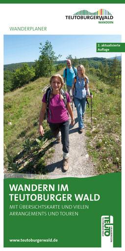 Wanderplaner © Teutoburger Wald Tourismus