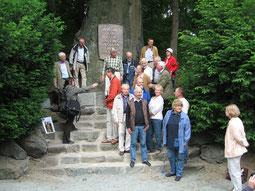 Gedenktafel, Schillerdenkmal am Stadtparkring