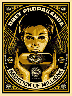Shepard Fairey Sedation Pill