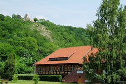 Gradierwerk Louise und Sonnenburg in Bad Sulza