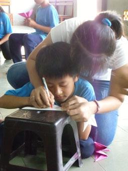 """Orphelinat Sud Vietnam ONG """" Les enfants du Dragon"""""""