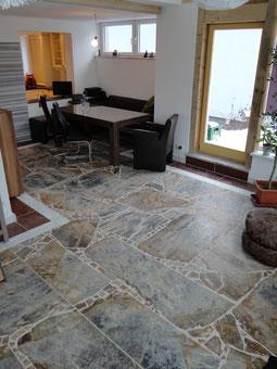St. Tropez gebürstet im Wohnbereich