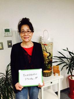 大阪市東住吉区在住 60代 女性 感想