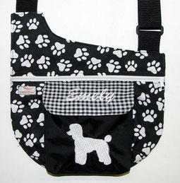 Gassitasche,  Tasche , Hund, Pudel