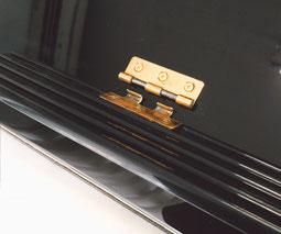 ピアノ 譜面台 ちょうつがい交換 修理