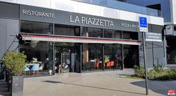 Restaurant LA PIAZZETTA à Vélizy-Villacoublay.