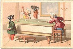 Caricature de Napoléon