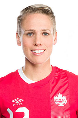 AMI supported Sophie Schmidt and her Canadian teammates on their European tour, arranging baggage transports and customs clearance.