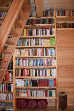 Die Sturm-Archehof Bücherei