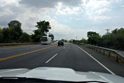 Panamericana, Pan American Highway, San Jose, Costa Rica
