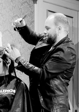 Alexander Lepschi Executive-Art-Directorin und Inhaber Lepschi&Lepschi Friseur