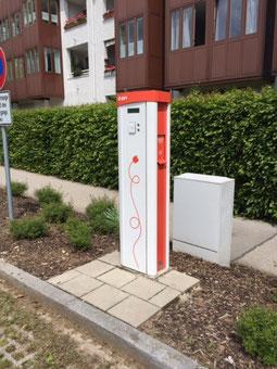 Ab 2016 soll auch in Taufkirchen Strom getankt werden. Foto: SPD