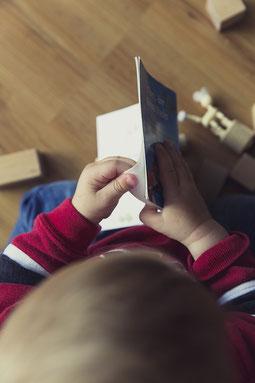 Kinderbetreuung Glückspilz Bad Liebenzell die sprachliche Entwicklung des Kindes