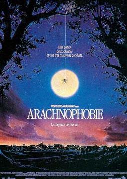 Arachnophobie de Frank Marshall - 1990 Horreur