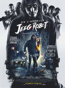 On l'appelle Jeeg Robot de Gabriele Mainetti - 2015 / Science-Fiction