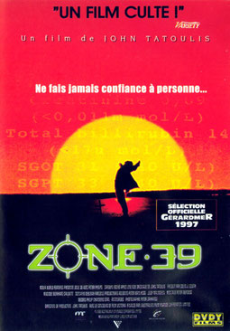 Zone 39 de John Tatoulis - 1996 / Science-Fiction