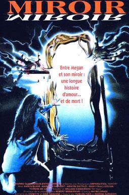 Miroir de Marina Sargenti - 1990 / Horreur
