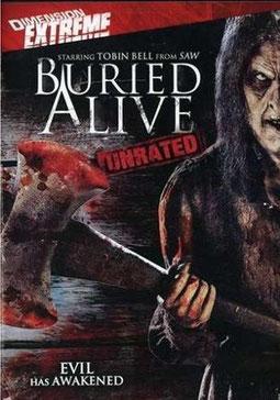 Buried Alive de Robert Kurtzman - 2007 / Slasher - Epouvante