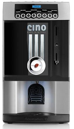Kaffeevollautomat Rheavendors Cino XX für Unternehmen, Firmen, Büros, Hotels, Stehcafes, öffentliche Plätze, Schulen etc.