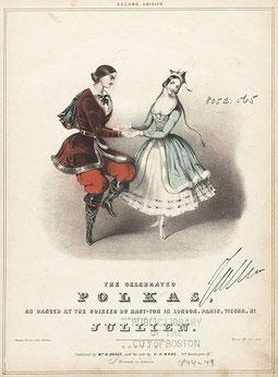 Les Pantalons - polka