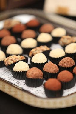 truffes sans sucre - Corné Dynastie - sans sucre - chocolat sans sucre - chocolat