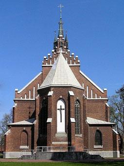 Kościół pw. Narodzenia NMP z lat 1907-1916