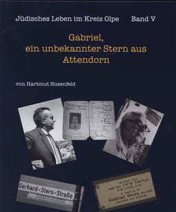 Das Cover des Buches Gabriel, ein unbekannter Stern aus Attendorn