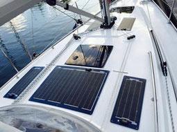 Mounting a SOLARA solar power system