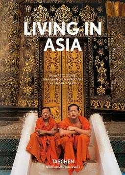 Living in Asia - Vol. 1 Mehrsprachig Ausgabe von Taschen