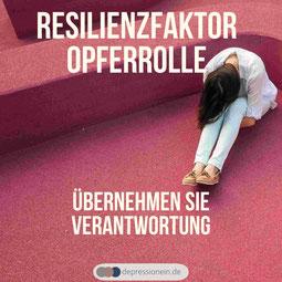 Resilienzfaktor Opferrolle