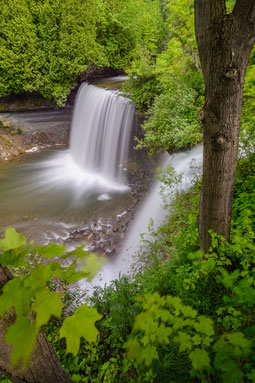 Bridal Veil Falls auf Manitoulin Island