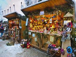 Informatie kerstmarkt in Oberhausen, Centro, het grootste winkel- en vrijetijdscentrum van Europa.