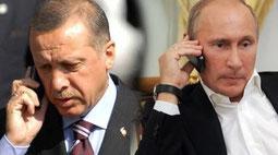 Putin gegen Erdoban