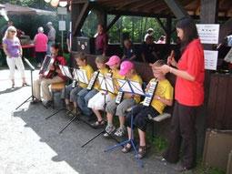 Melodika-Kinder
