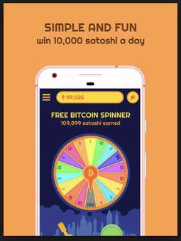 free bitcoin spinner cosa sono e come funzionano