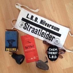 Voorwerpen van de luchtbescherming