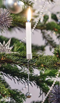 Kerzenhalter Weihnachtsbaum Pendel swinging candles kerzenpendel kerzenpendel das highlight für