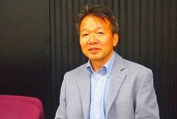 掛谷秀昭先生