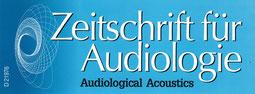 Logo der Zeitschrift für Audiologie