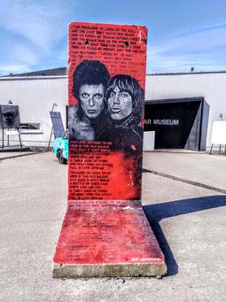 David Bowie et Iggy Pop