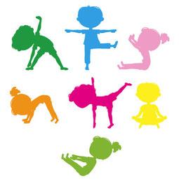activités sportives pour les enfants a l'association harmonie et bien etre a saint pierre des corps - avec christine videgrain