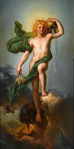 "A.-L. Girodet De Roussy-Trioson, ""Estate"""