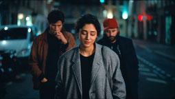 Mona (Golshifteh Farahani) sème la zizanie, malgré elle, entre deux amis (©Ad Vitam Distribution).