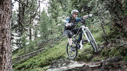 e-Mountainbikes: Schneller, höher, weiter