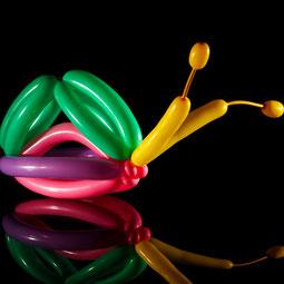 sculpteur sur ballon paris
