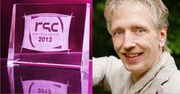Juror beim RSC 2013